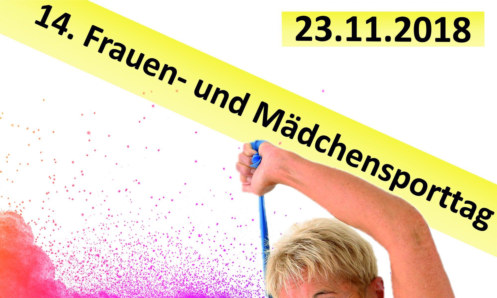 14. Frauen- und Mädchensporttag