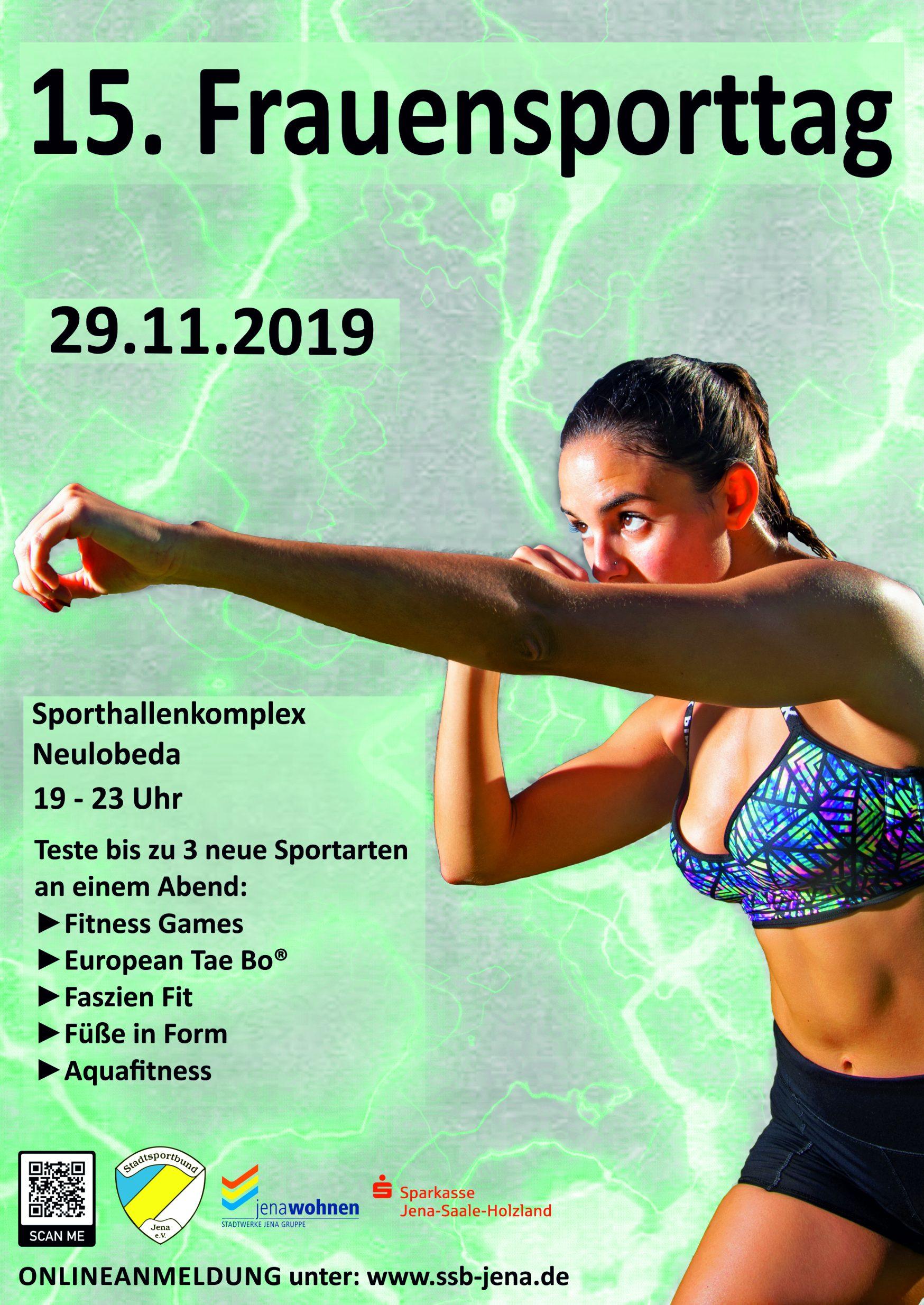 15. Frauensporttag